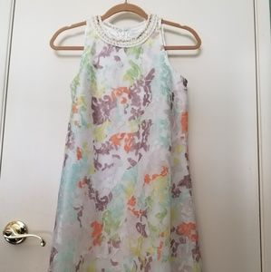 Elegant Day Dress by Badgley Mischka
